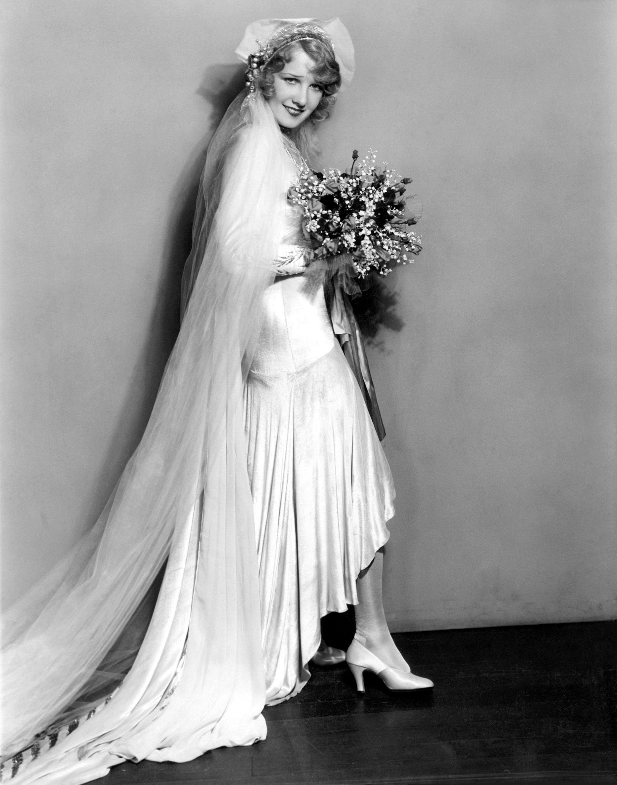 Brautmode 1930
