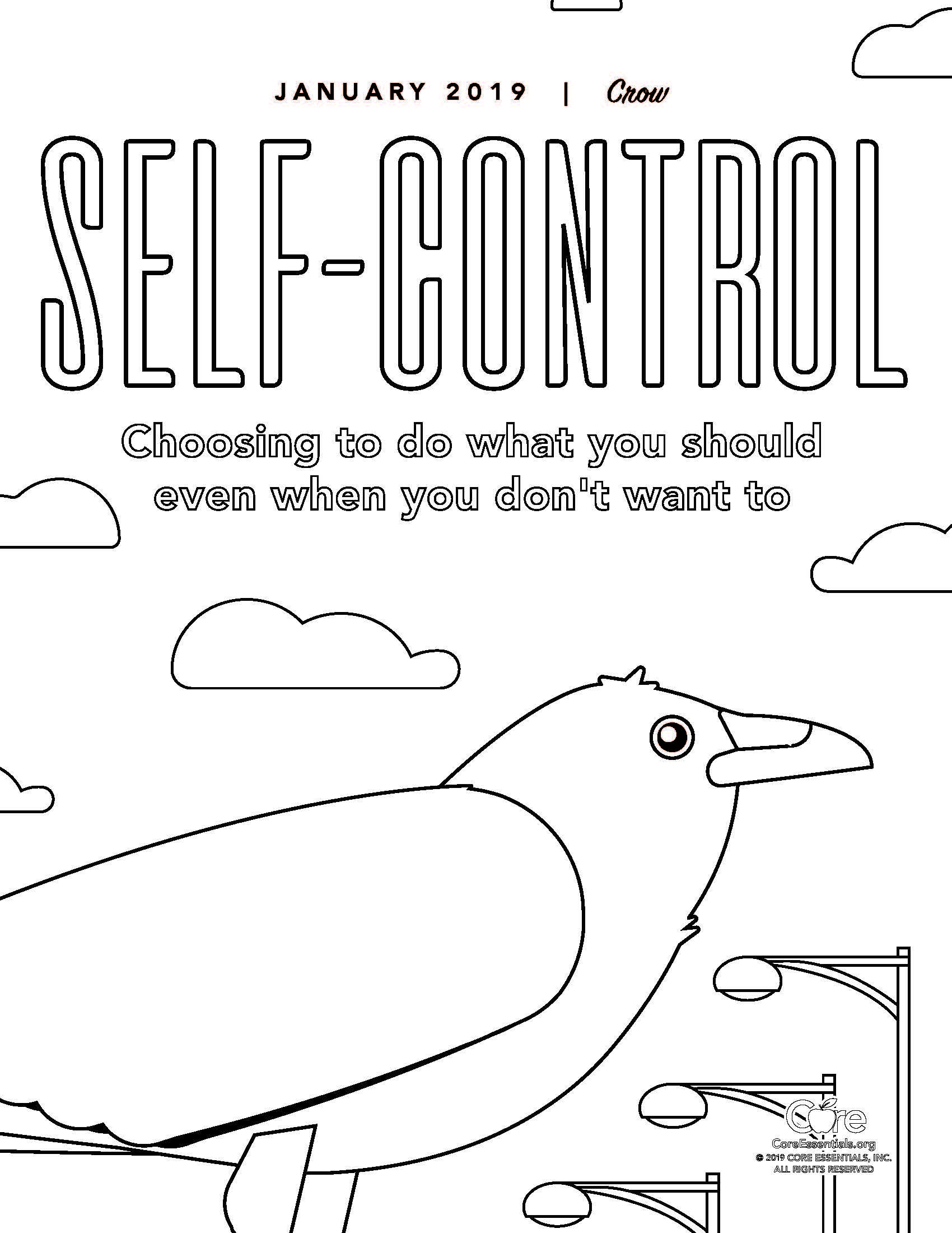 Pin By Core Essential Values On Self Control Jan