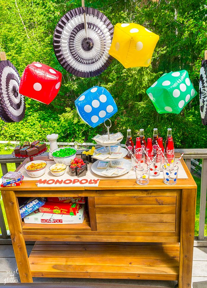 Game Night Ideas for Kids and Adults Game night parties