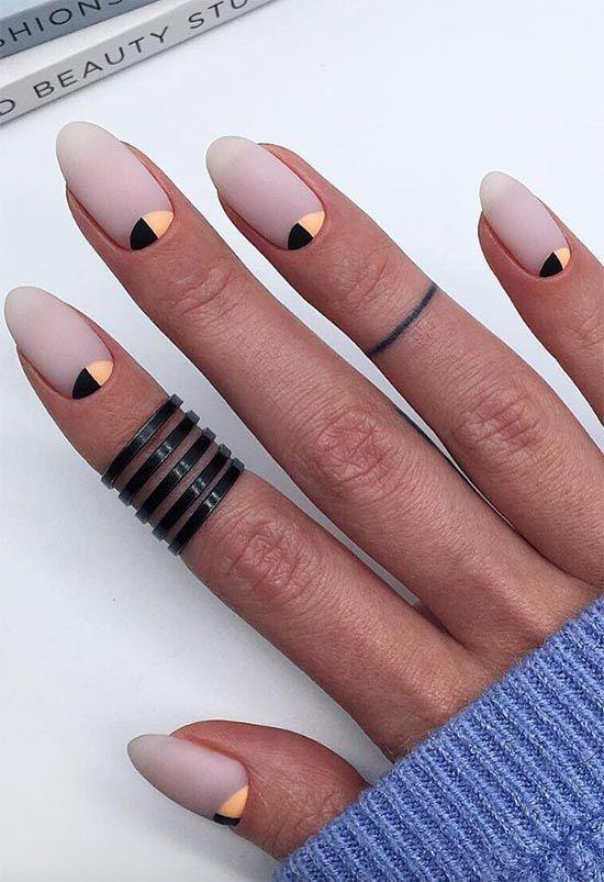 15 Best Matte Nail Polish Colors Matte Top Coats Tips For Matte Nails Hijab Clothing Matte Nail Polish Colors Matte Nail Colors Oval Nails