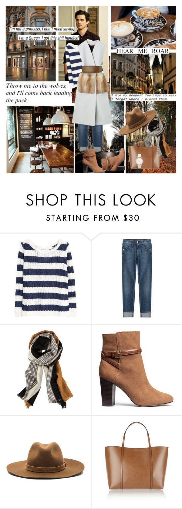 """""""""""Being powerful is like being a lady. If you have to tell people you are, you aren't.""""  ― Margaret Thatcher"""" by azomyr20 ❤ liked on Polyvore featuring Chanel, MANGO, 7 For All Mankind, rag & bone and Dolce&Gabbana"""