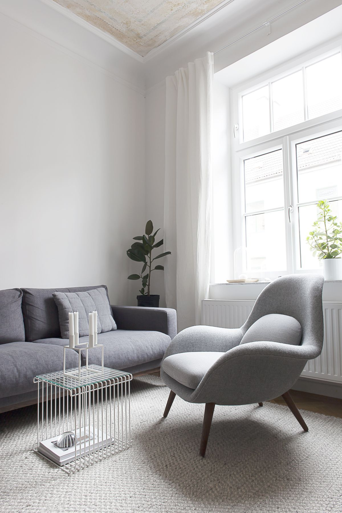 Swoon\' by Space Copenhagen for Fredericia #ArmChair | Arm Chair ...