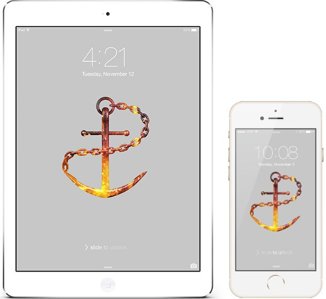 Anchor Wallpapers Iphone