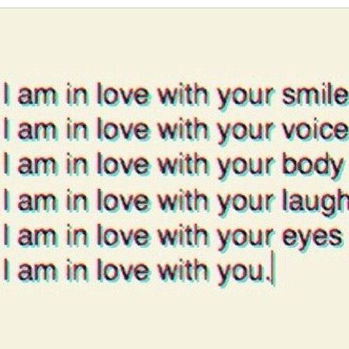 I am in love with you love love quotes quotes quote love quote i love you instagram quotes