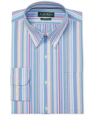 RALPH LAUREN Coral Beach Blue Check FABRIC ~ Select A Size