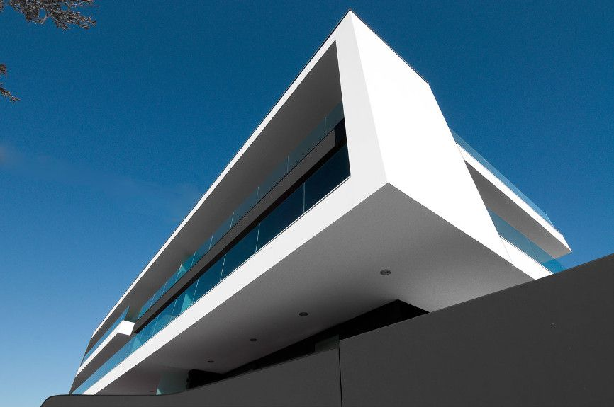 Residential building in Cesena, Italy by Filippo Tisselli Architetto