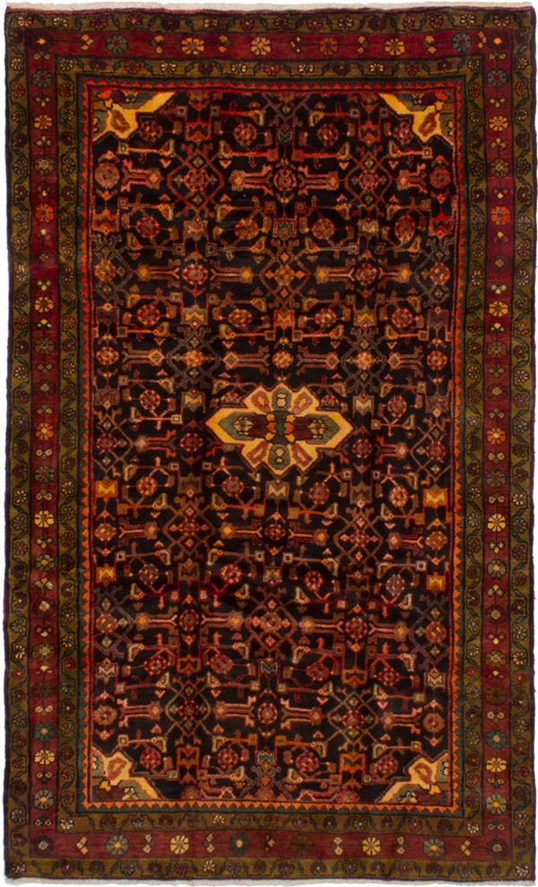 Borchelu rugs are woven by nomadic tribes of the Borchelu