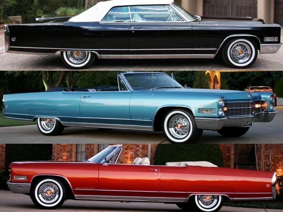 66 Cadillac Eldorado Convertible