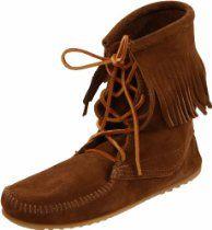 Minnetonka Women's Tramper Ankle Hi Boot  From Minnetonka