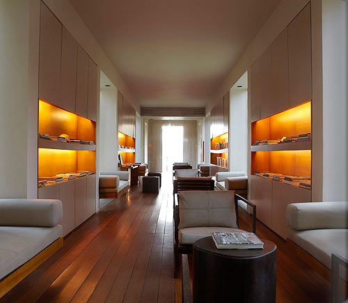 Amanwella Sri Lanka Library Love The Lighting And Paint Color Of The Bookcases Gives A Beautiful Gl Hotels Design Hotel Architecture Interior Architecture,Principles Of Design Pattern Painting