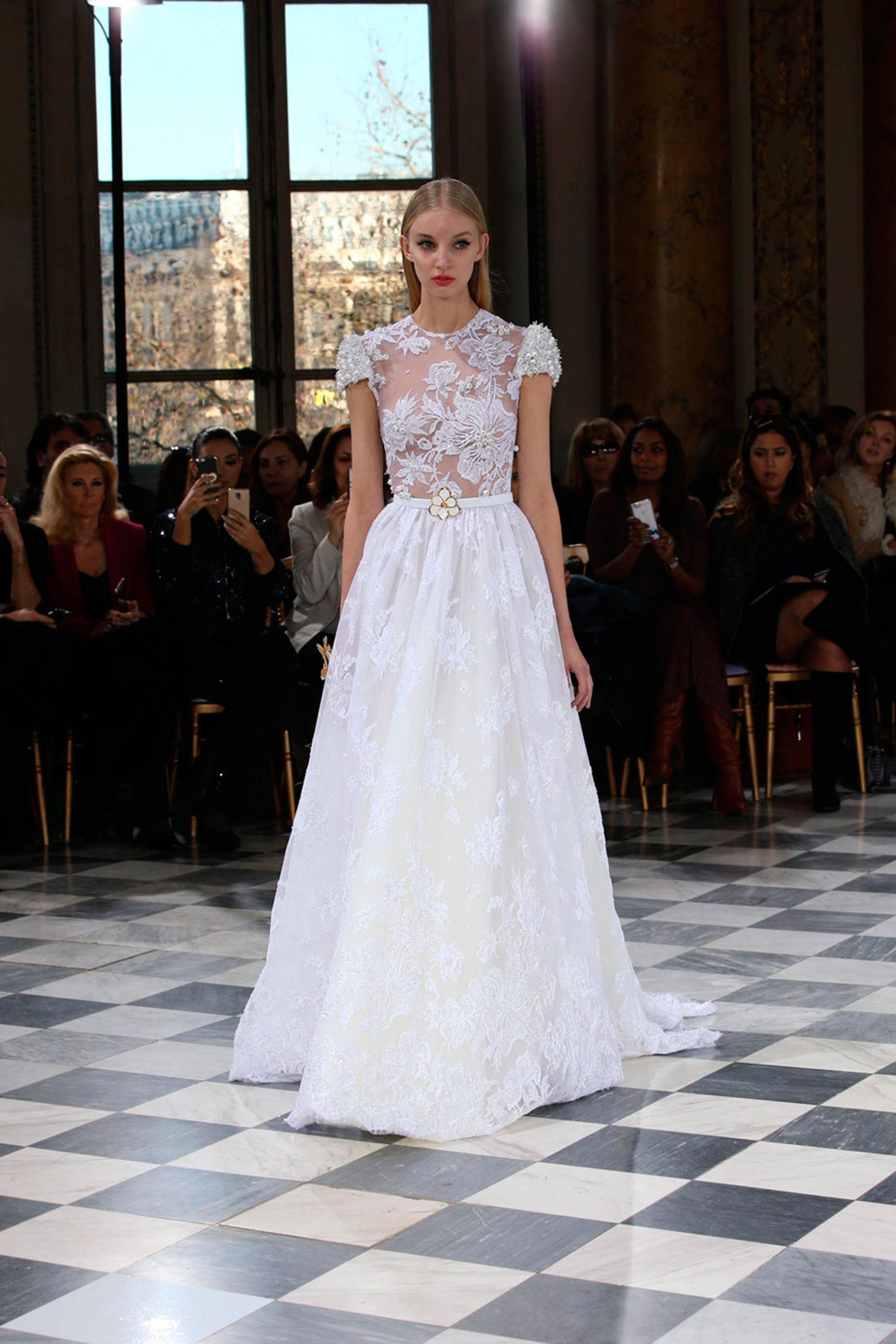 Wedding dress inspiration from the couture catwalks catwalks
