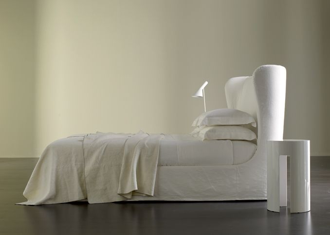 Loren Ghost Bed by Meridiani