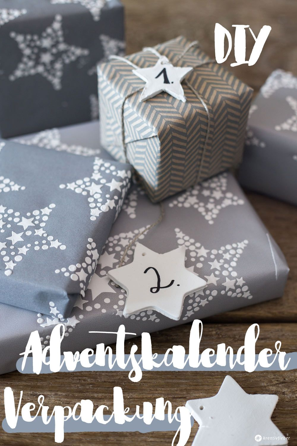 diy adventskalender verpackung papier upcycling. Black Bedroom Furniture Sets. Home Design Ideas
