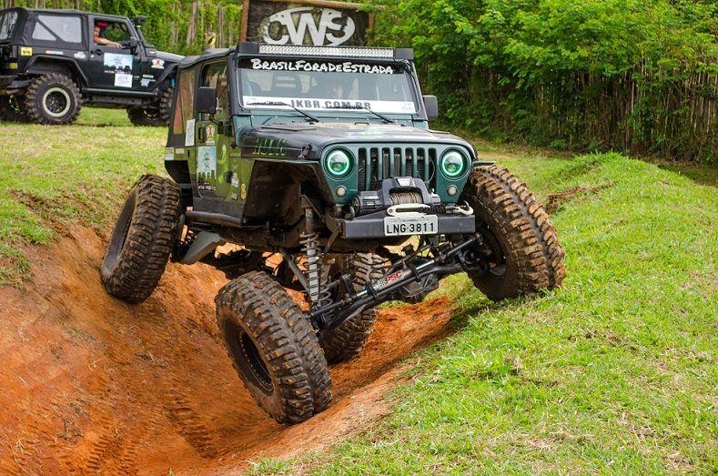 Belo Horizonte Sediou O 5º Encontro Nacional De Jeep Wrangler