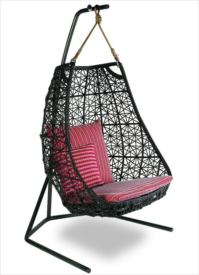 The Swing Chair By Patricia Urquiola Swinging Chair