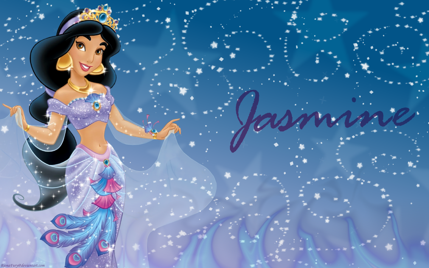Hair color not hair style poll results disney princess fanpop - Hd Wallpaper And Background Photos Of Princess Jasmine For Fans Of Aladdin Images