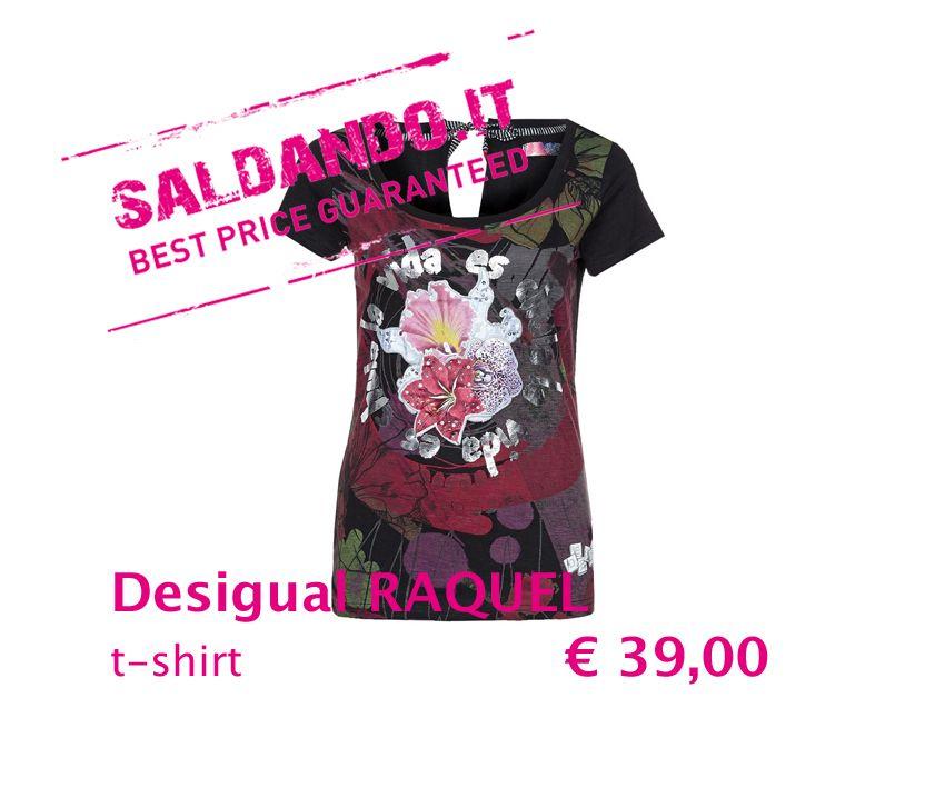 desigual raquel • t-shirt DONNA