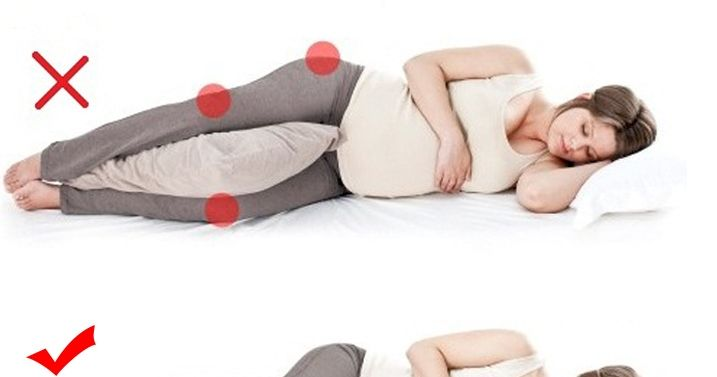 What S The Proper Sleeping Position If You Are Pregnant