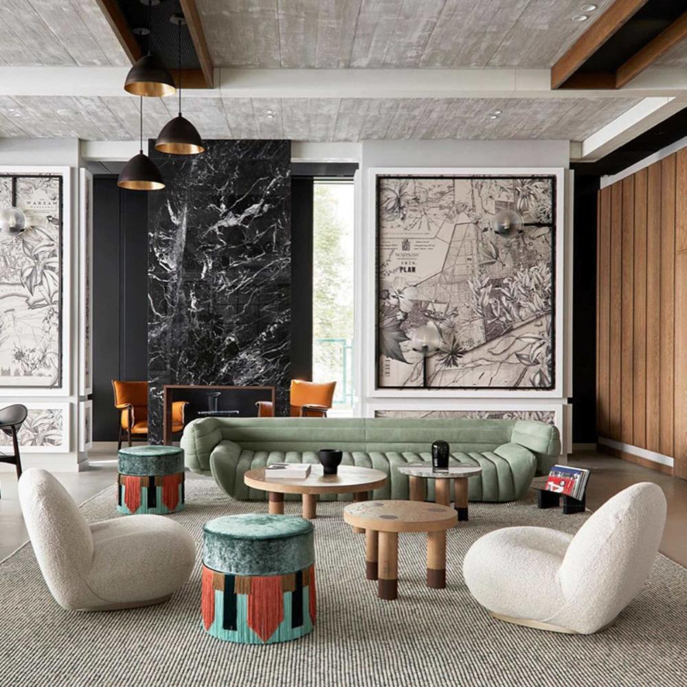 Bukla Trendem Na 2020 Rok Interior Design House Interior Contemporary Furniture Design