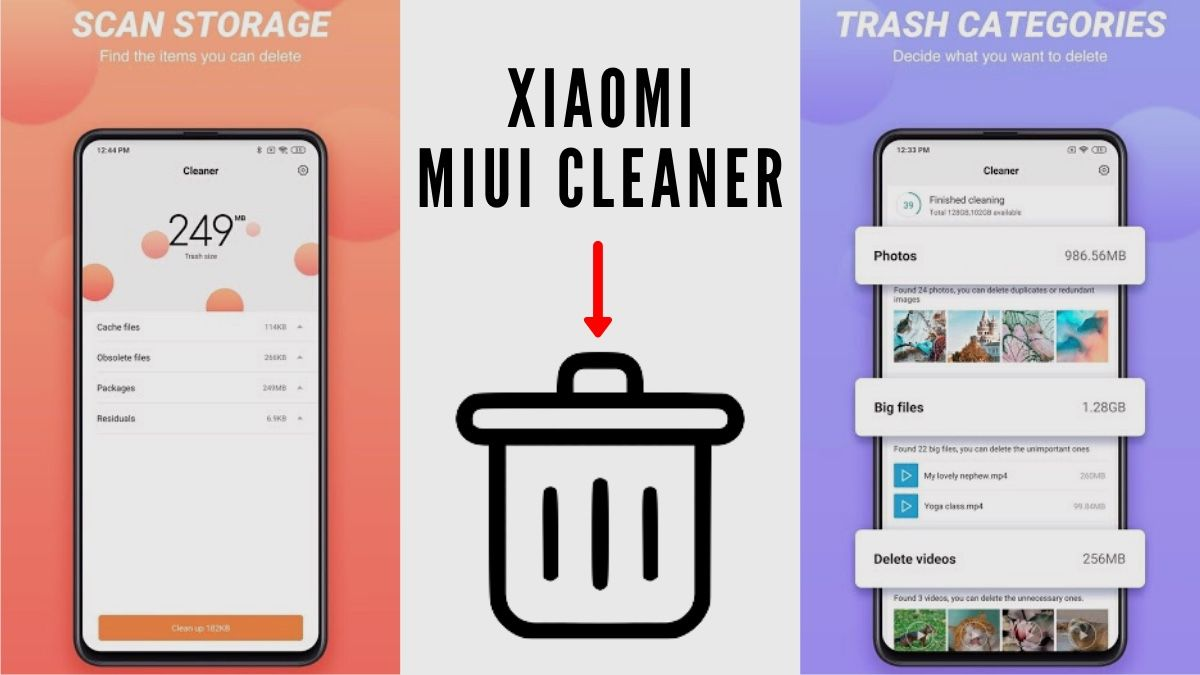 Why You Should Remove Xiaomi S Default Miui Cleaner App Xiaomi Best Hacking Tools Password Cracking