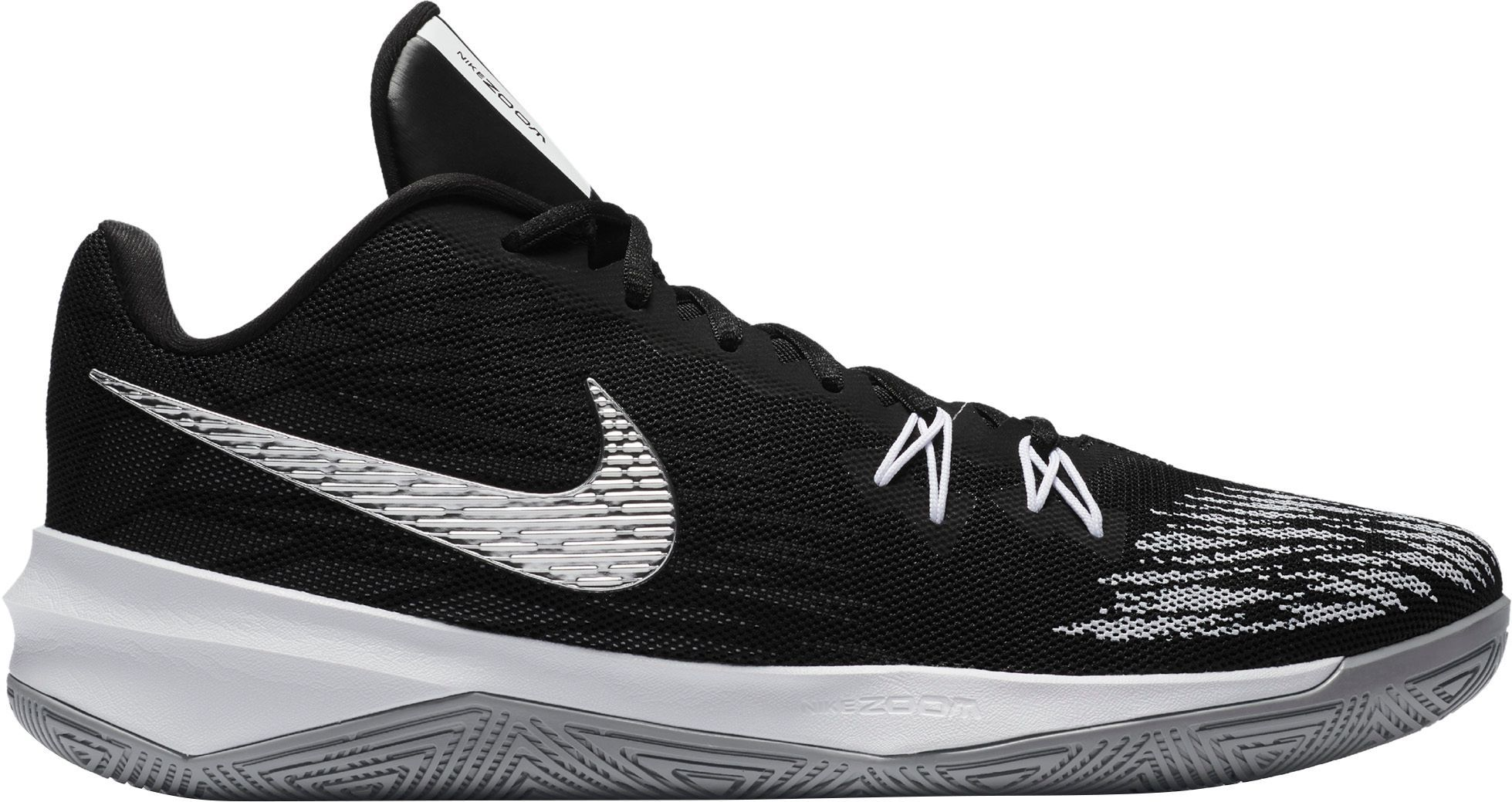 new arrival 872d9 f95f2 Nike Zoom Evidence II Basketball Shoes, Men s, Size  M14 W15.5, Black