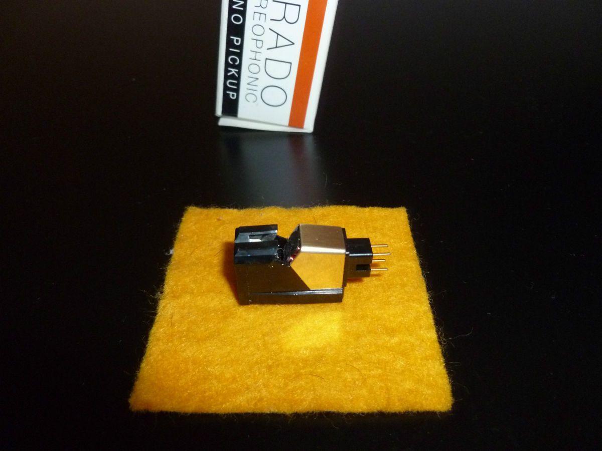 grado gold turntable phono cartridge p mount needs new stylus