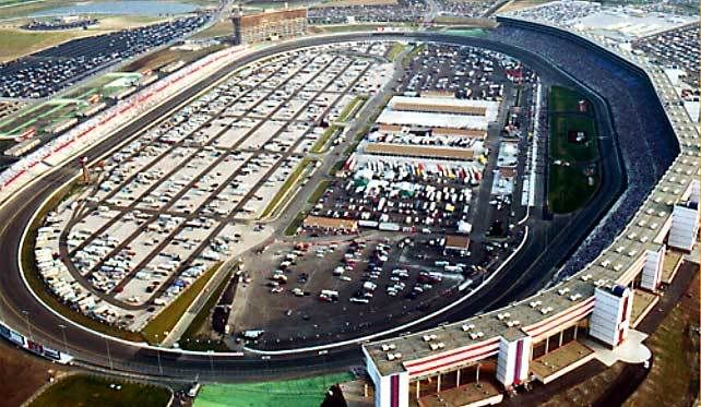 Texas Motor Speedway Headed There Tomorrow Morning With