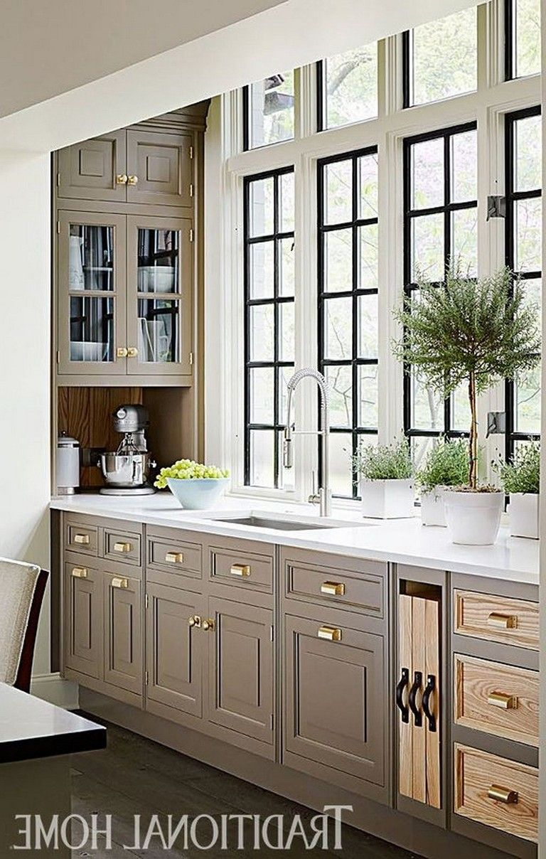 51 Lovely Kitchen Designs With A Touch Of Wood Page 47 Of 53