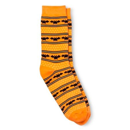 Women\u0027s Halloween Bat Crew Socks  Target Socks! ❤ Pinterest