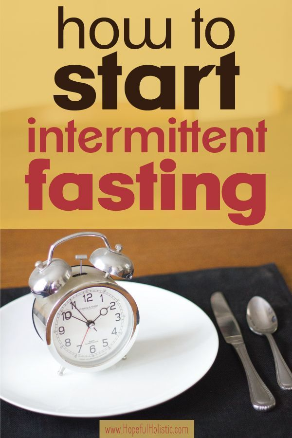 Everything you need to know about intermittent fasting ...