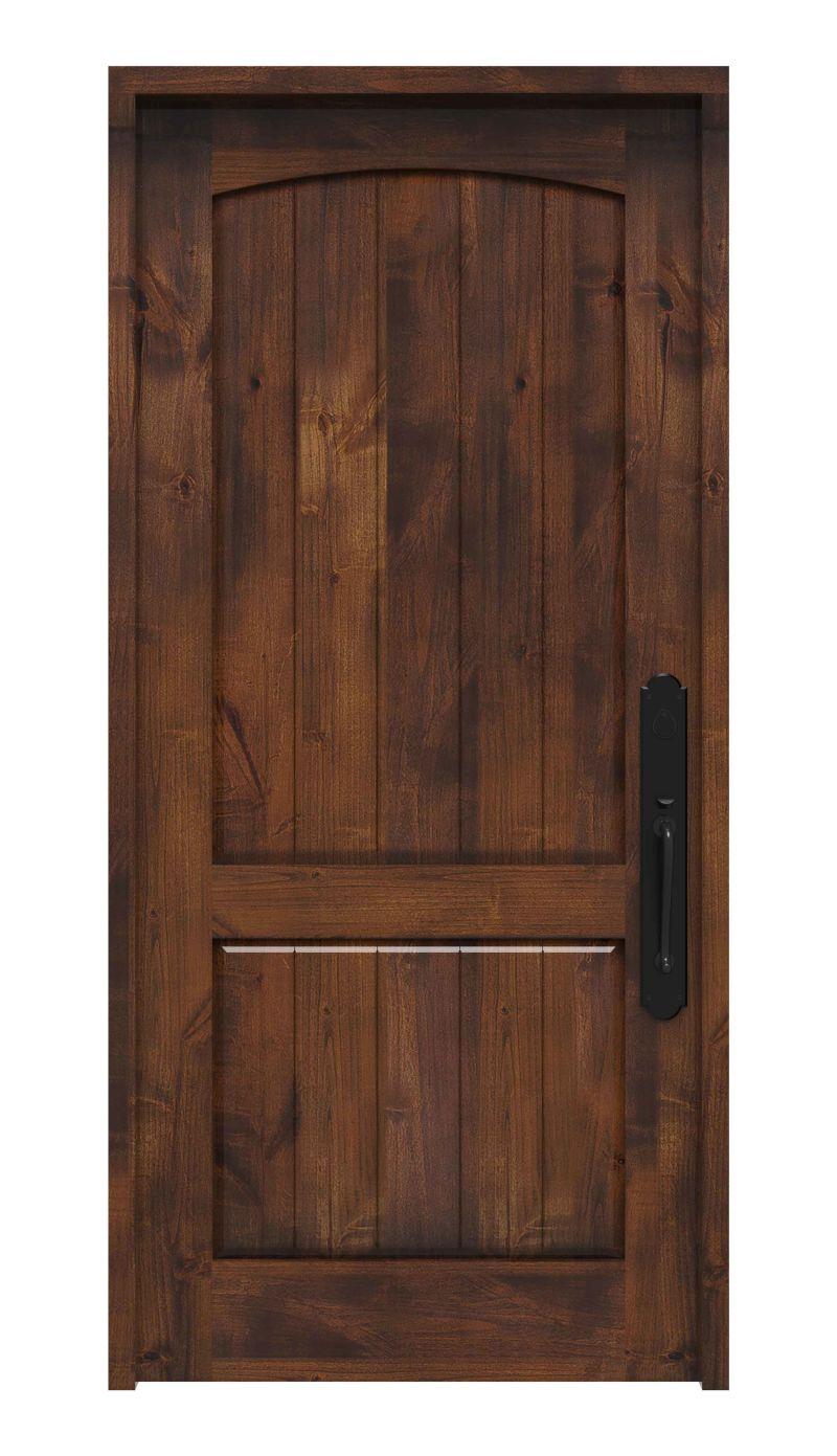 Pump House Front Door