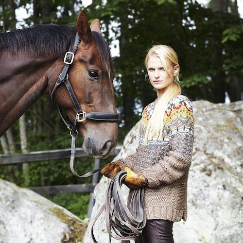 Linnea Aarflot interviewed on How.Do to celebrate the year of the horse