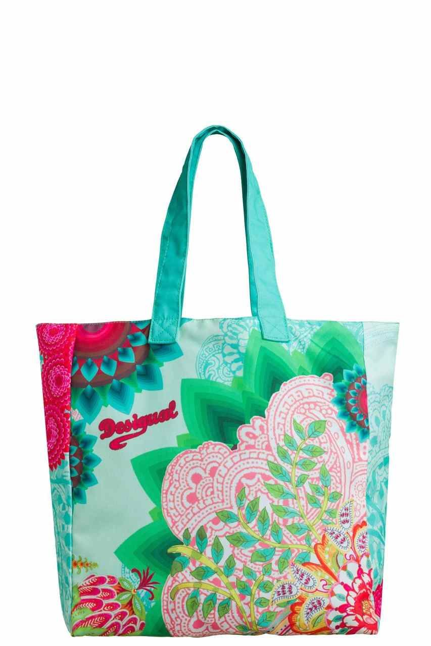 51X59K8_4000 Desigual Shopping Bag Anne | Desigual Accessories ...