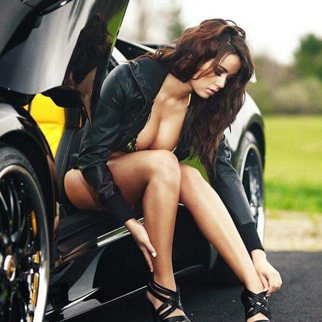 Best of both worlds. #wcw #womancrush #womancrushwednesday #hot #lambo #lamborghini #model #babe #girl #love #instagood #igers #igdaily #photography #photooftheday #xsauto #bornauto #xenonsupply