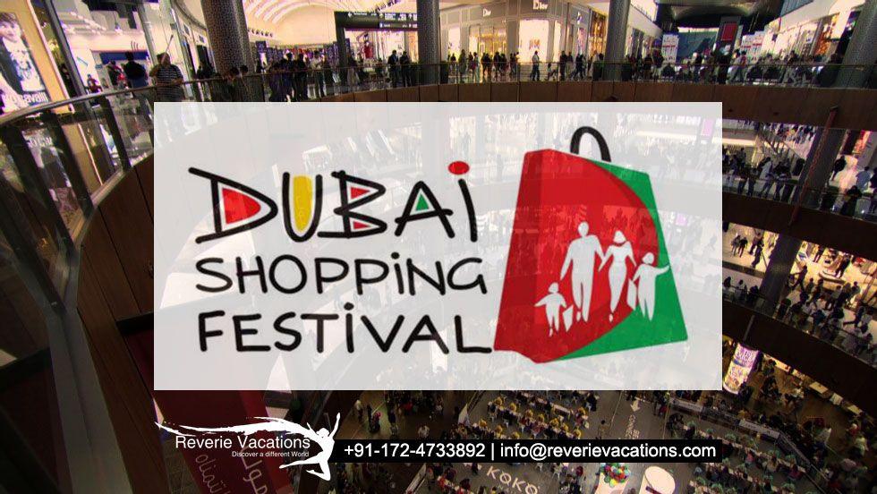 Dubai Shopping Festival (26 Dec 2018 28 Jan 2019) For