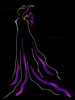 (My favorite Queen) Ribbon Art by Mandie Manzano