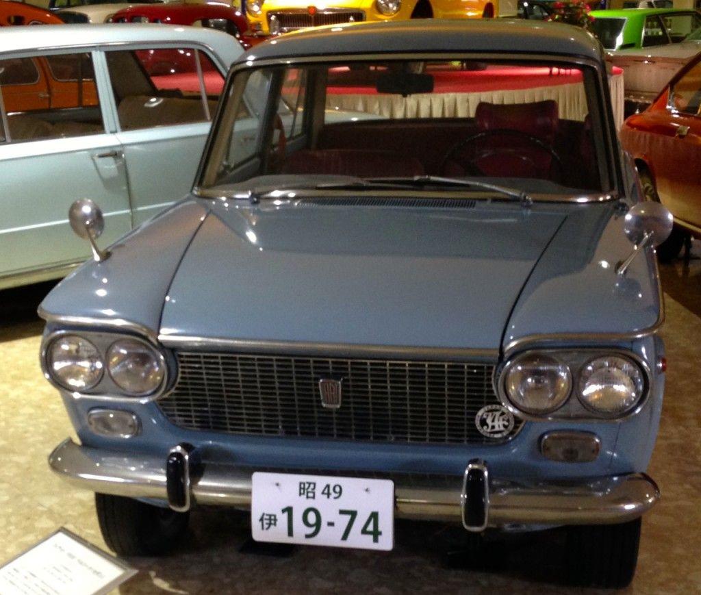 1974 Fiat 1500 Berlina