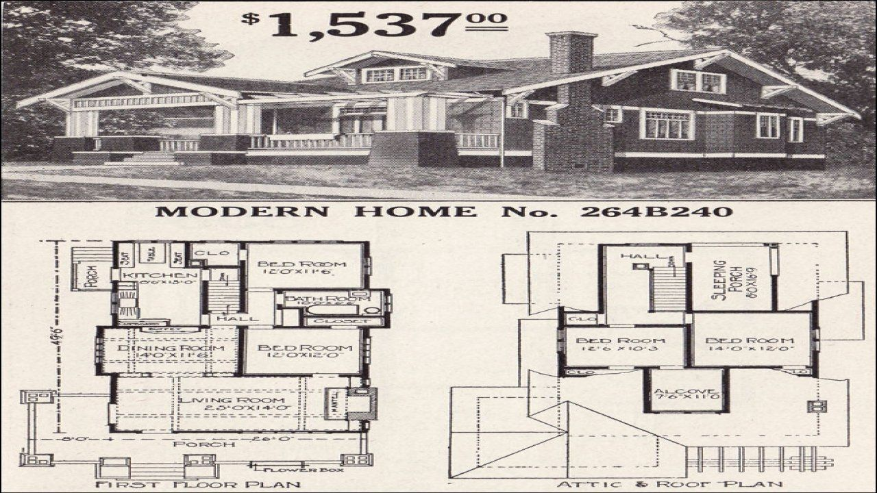 1930 bungalow house plans inspirational 1930s sears