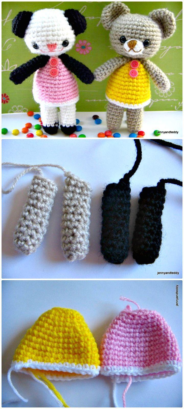 Famoso Los Patrones De Crochet Libre Lindo Ilustración - Ideas de ...
