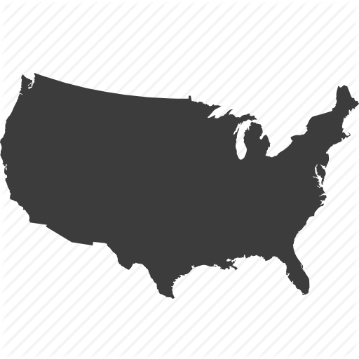 Us Map Icon Png Map Icons Location Icon Us Map