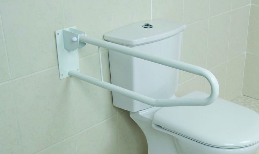 Toilet Support Rail Health Care Safety Mobility Grab Handle Nhs