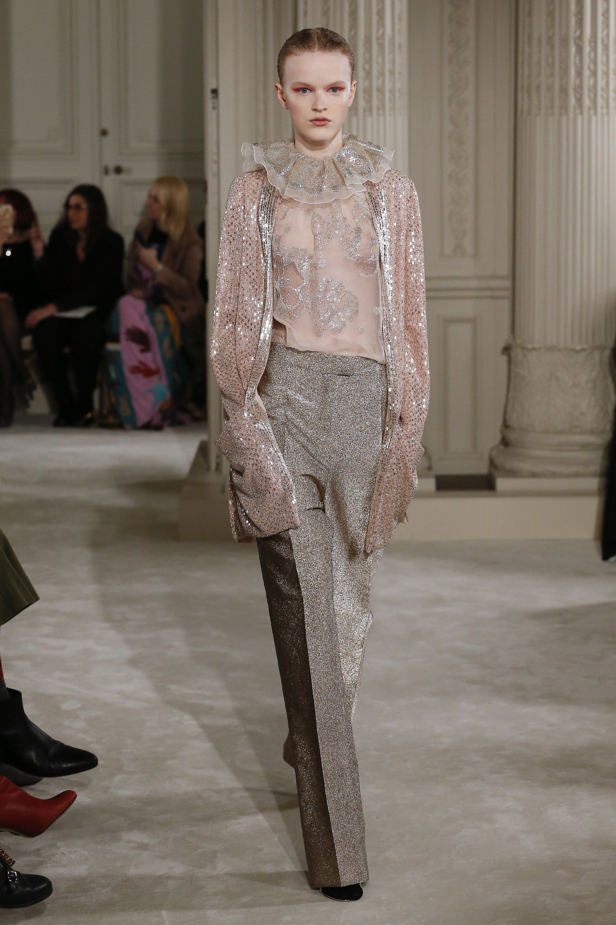 c84d69d9982f Valentino Spring 2018 Couture Fashion Show Collection