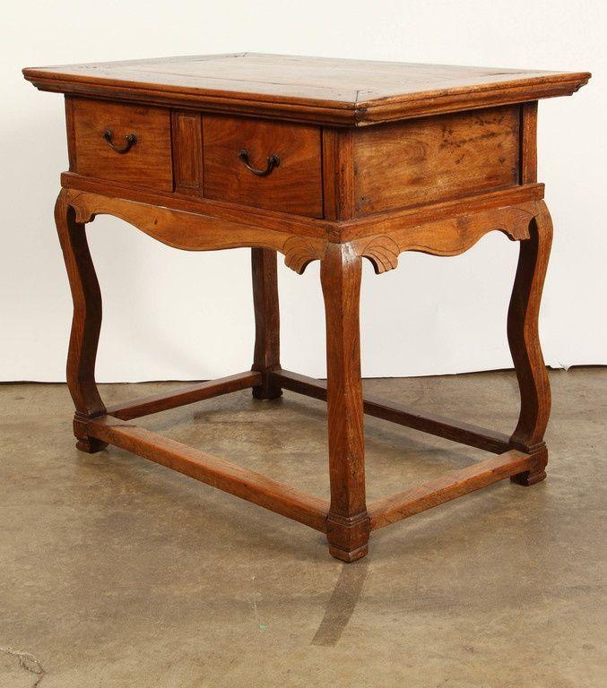 Antique furniture · Rare 19th Century Philippine Altar table . - Rare 19th Century Philippine Altar Table . ANTIQUE PHILIPPINE