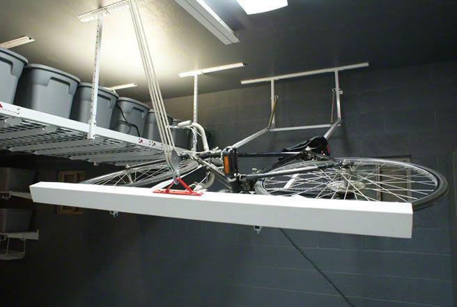 Manual Horizontal Bike Lift
