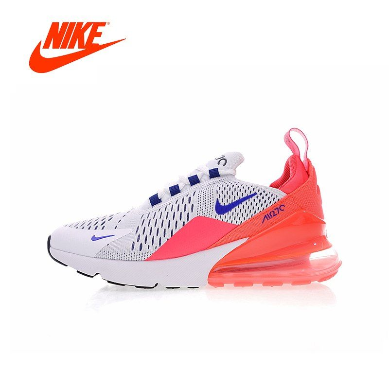 Original New Arrival Authentic NIKE AIR MAX 270 Women s Breathable Running  Shoes Sport Outdoor Sneakers Good 00dc6e892