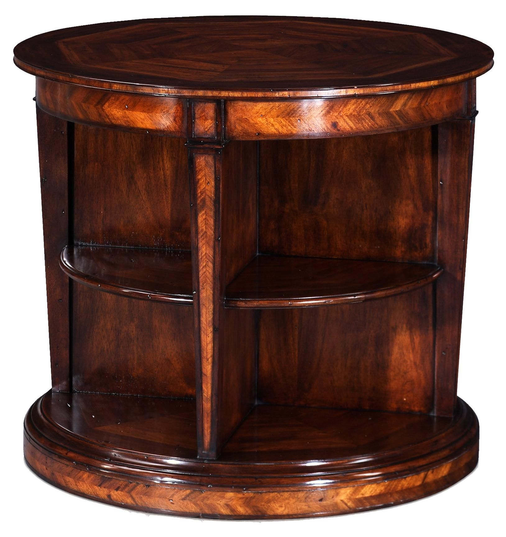 Theodore Alexander Brunello Olive Grove Lamp Table   Baeru0027s Furniture   End  Table