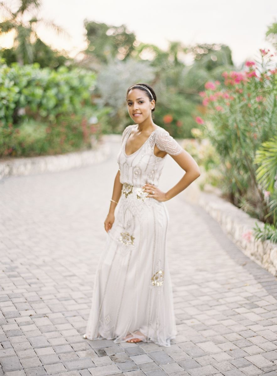 Simple Beautiful Connecticut bride wearing a Jasmine Bridal wedding gown Photography Credit Jake Koteen http weddinggownspecialists blog post Re u