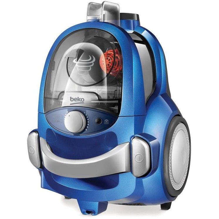 Aspirator Beko BKS5422D, 1400 W, 18 l, Albastru Electrocasnice - philips cucina küchenmaschine