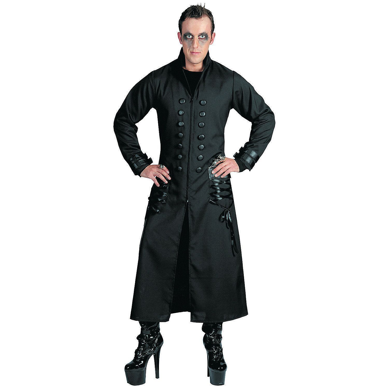 Men's Goth Coat Costume | Manteaux chic pour homme en 2019