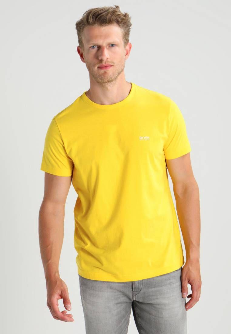 5d673d64e6ab BOSS Green. REGULAR FIT - Camiseta básica - fresia. Transparencia ...